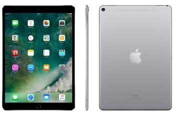 iPad Apple IPAD PRO 10.5 WIFI + CELLULAR 256 GO GRIS SIDERAL