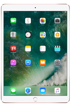 "iPad IPAD PRO 10.5"" WIFI + CELLULAR 256GO OR ROSE Apple"