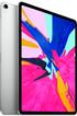 """Apple iPad Pro 1To WiFi Argent 12.9"""" Nouveauté photo 2"""