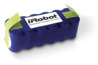 Accessoire aspirateur / cireuse BATTERIE LONGUE DUREE XLIFE Irobot