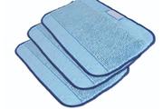 Accessoire aspirateur / cireuse Irobot LINGETTES MICROFIBRES BRAAVA
