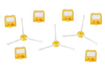 Accessoire aspirateur / cireuse KIT FILTRES & BROSSES ROOMBA SERIE 700 Irobot