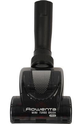 Mini turbo brosse Idéale pour aspirer les poils d'animaux Pour les aspirateurs traineaux Rowenta avec système Ergo Comfort Silence