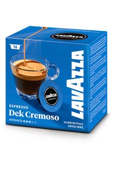 Capsule café CAPSULE DEK CREMOSO Lavazza