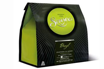 Dosette café DOSETTES BRAZIL Senseo