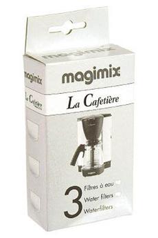 Cartouche filtrante pour cafetière 19465 Magimix
