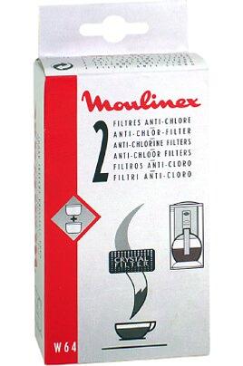 Cartouche filtrante pour cafetière Moulinex AW6401
