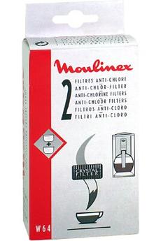 Cartouche filtrante pour cafetière AW6401 Moulinex