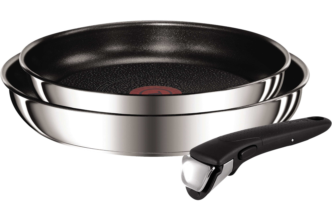 Poele sauteuse tefal ingenio preference 3 pieces poeles 24 28 cm ingenio preference 3p - Poele pour induction tefal ...