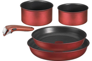 Tefal SET 5 PIECES INGENIO 5 ROUGE SURPRISE