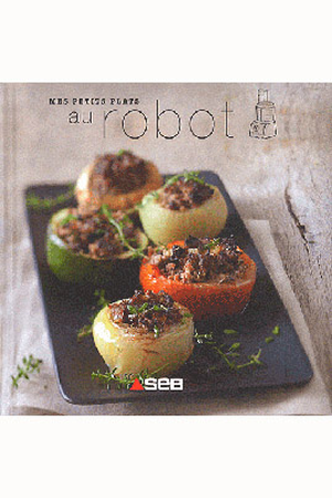 livre de cuisine editions culinaires mes petits plats au robot darty. Black Bedroom Furniture Sets. Home Design Ideas