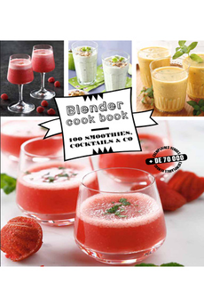 Livre de cuisine BLENDER COOK BOOK - 100 SMOOTHIES & CO Editions Ducasse
