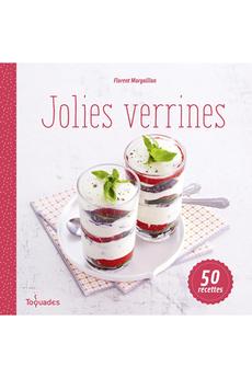 Livre de cuisine JOLIES VERRINES Editions First
