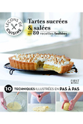 Editions First TARTES SUCREES & SALEES