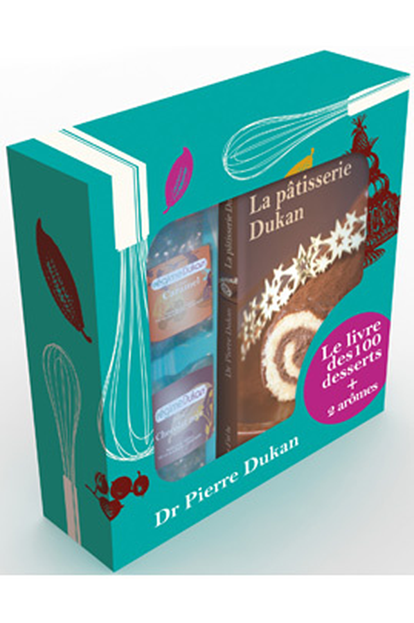 coffret cuisine flammarion coffret la patisserie dukan 2 aromes 1309773 darty. Black Bedroom Furniture Sets. Home Design Ideas