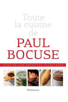 Livre de cuisine TOUTE LA CUISINE DE PAUL BOCUSE Flammarion