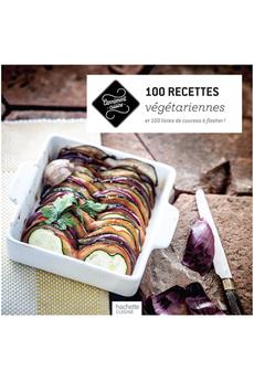 Livre de cuisine 100 RECETTES VEGETARIENNES Hachette