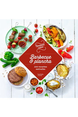 Livre de cuisine Hachette 100 RECETTES BARBECUE ET PLANCHA