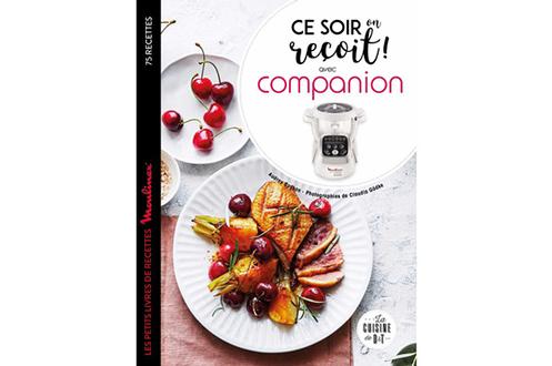 Livre de cuisine Hachette CE SOIR ON RECOIT