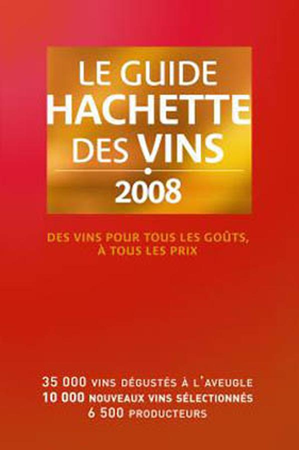 Livre de cuisine hachette guide des vins 2008 1159003 for Livre de cuisine hachette