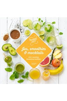 Livre de cuisine JUS DE SMOOTHIES MOCKTAILS Hachette