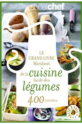 livre de cuisine marabout le grand livre de la cuisine des legumes 1311174. Black Bedroom Furniture Sets. Home Design Ideas