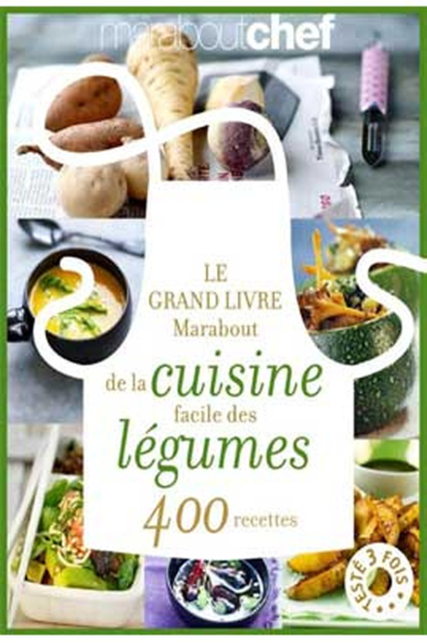 livre de cuisine marabout le grand livre de la cuisine des legumes 1311174 darty. Black Bedroom Furniture Sets. Home Design Ideas