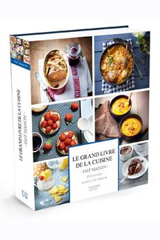 Livre de cuisine LE GRAND LIVRE DE LA CUISINE Hachette