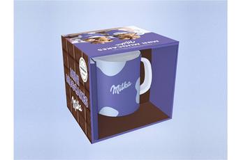 Livre de cuisine MUG CAKE COLLECTOR MILKA Hachette