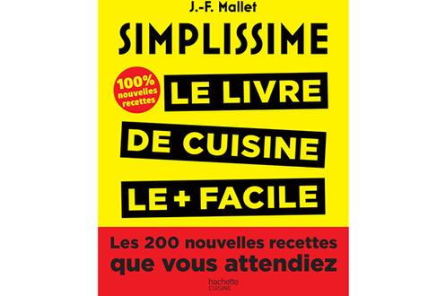 Livre de cuisine Hachette SIMPLISSIME 2