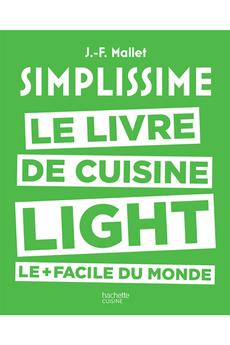 Livre de cuisine SIMPLISSIME Hachette