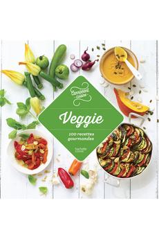 Livre de cuisine VEGGIE-100 RECETTES GOURMANDES Hachette