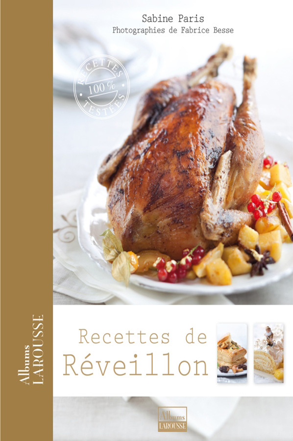 livre de cuisine larousse recettes de reveillon 1322869 darty. Black Bedroom Furniture Sets. Home Design Ideas