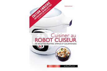 Livre de cuisine CUISINER AU ROBOT CUISEUR Larousse.