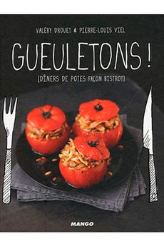 Livre de cuisine GUEULETONS Mango