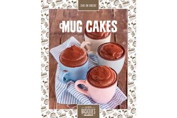Livre de cuisine MUG CAKES Mango
