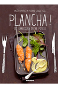 Livre de cuisine Mango PLANCHA