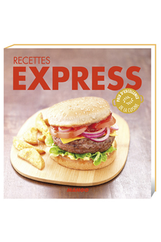 Livre de cuisine RECETTES EXPRESS Mango