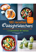 Marabout 180 RECETTES WEIGHT WATCHERS