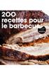 Livre de cuisine 200 RECETTES AU BARBECUE Marabout