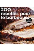 Livre de cuisine Marabout 200 RECETTES AU BARBECUE