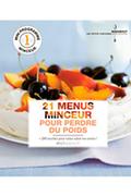 Marabout 21 MENUS MINCEUR POUR PERDRE DU POIDS