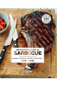 Livre de cuisine BARBECUE Marabout