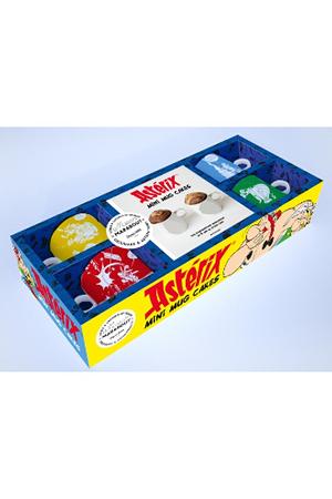Livre De Cuisine Marabout COFFRET MINI MUG CAKES ASTERIX