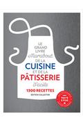 Livre de cuisine Marabout GRAND LIVRE CUISINE ET PATISSERIE FACILE