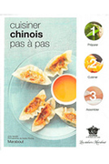 Marabout CUISINER CHINOIS PAS A PAS