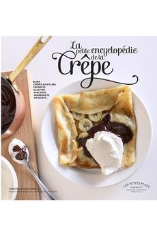 Livre de cuisine ENCYCLOPEDIE CREPE Marabout