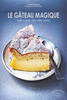 Livre de cuisine GATEAUX MAGIQUES Marabout