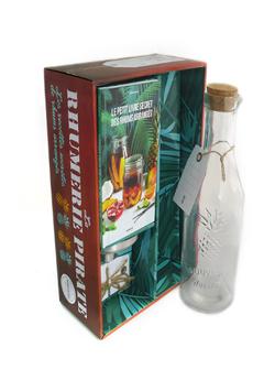 Livre de cuisine COFFRET LA RHUMERIE PIRATE Marabout