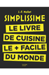 Livre de cuisine SIMPLISSIME Marabout
